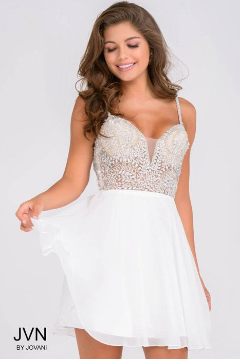 Shop the largest selection of Jovani Homecoming Dresses in Tampa Bay Area! Visit us online at www.nikkisglitzandglamboutique.com