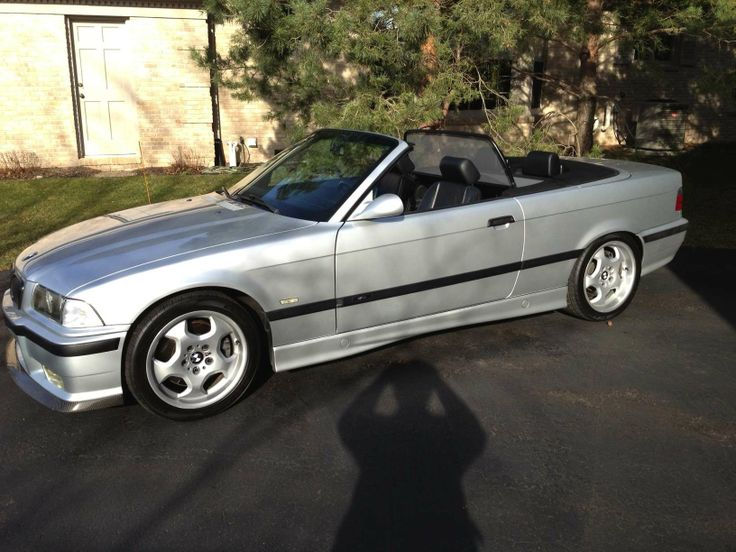 Used 1998 BMW M3 for Sale ($11,995) at Milwaukee, WI