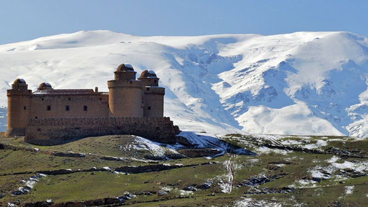 Castillo de La Calahorra (Granada)