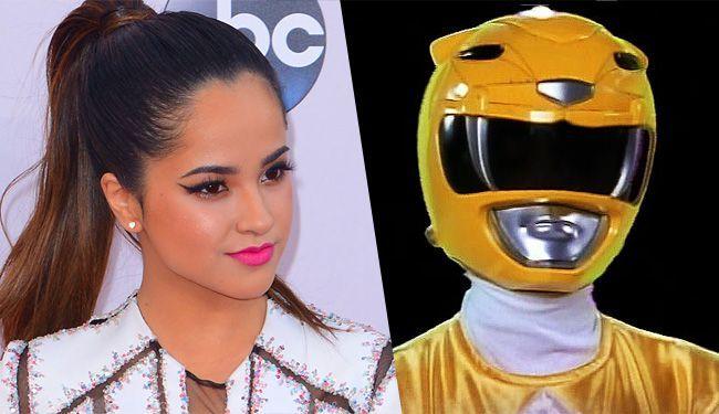 'Power Rangers' Movie Casts Its Yellow Ranger As Becky Gomez | UPROXX