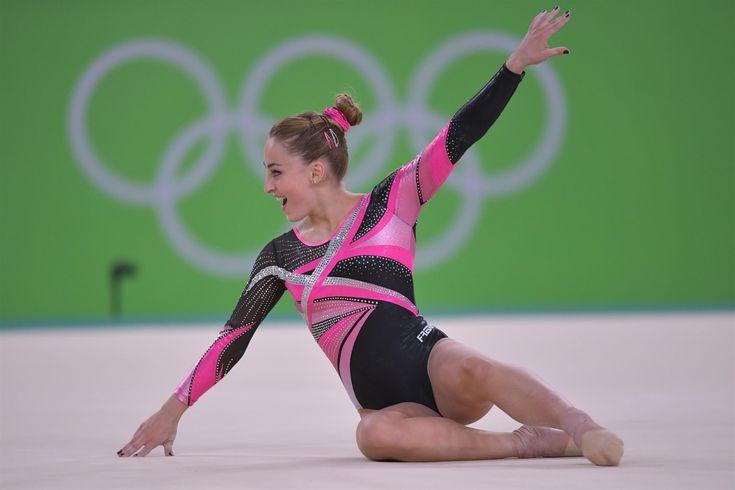 2016 Rio Olympics: All Around - Carlotta Ferlito (Italy)