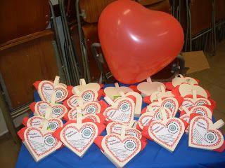 """Atividade da Sociedade de Socorro - """"Corações Aquecidos"""""""