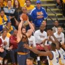 Down 2-0 Cavs may be without Love in Game 3 of NBA Finals (Yahoo Sports)