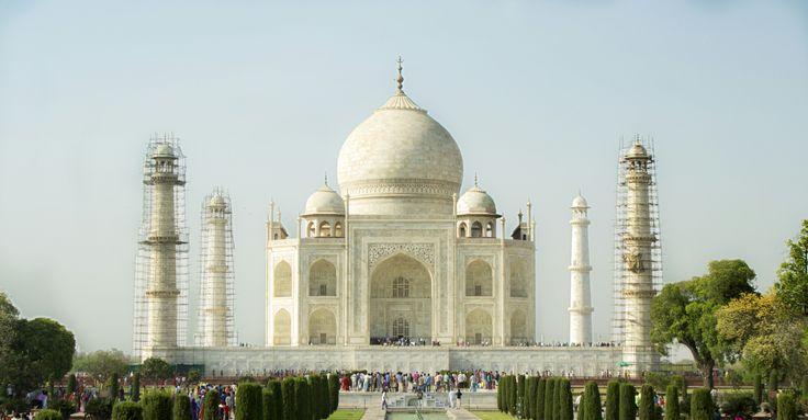 #8 wonders of the world #taj Mahal #beauty #architecture #india #photography