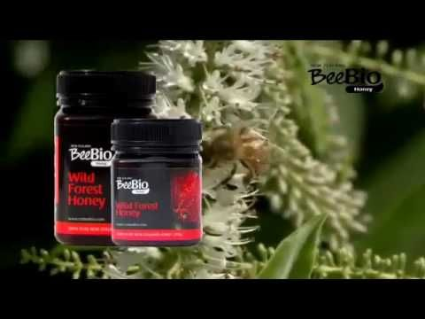 beebioskin.com 100% Authentic New Zealand Wild Forest Honey