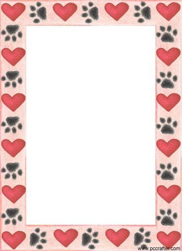 ... Borders & Fun Pages on Pinterest | Page Borders, Picasa and Album