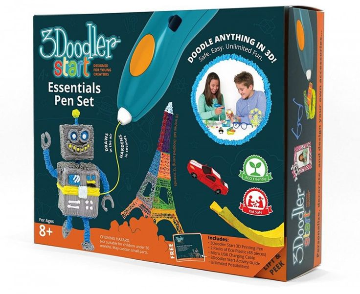 3Doodler Essentials Kit - ScientificsOnline.com
