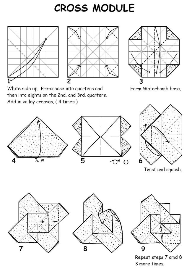 67 best cuerpos geometricos origami images on pinterest