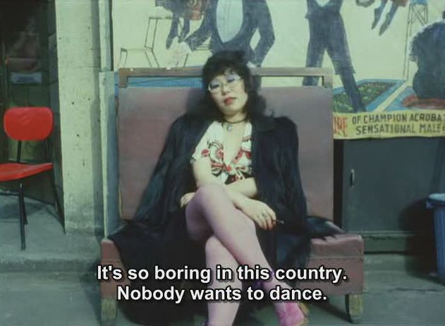 It's so boring