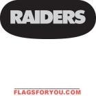 Raiders Decorating 6 Strips Per Pack