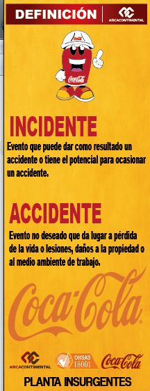 Banner, accidentes e incidentes