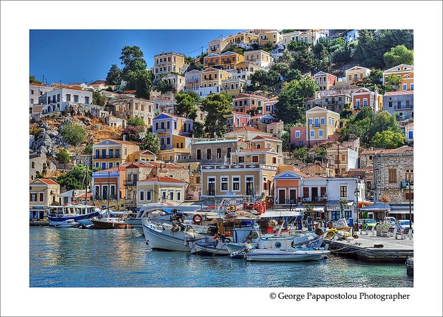 #Greece, #Symi #island by george papapostolou