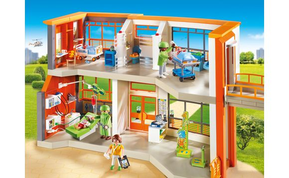 Playmobil - Hôpital pour enfants