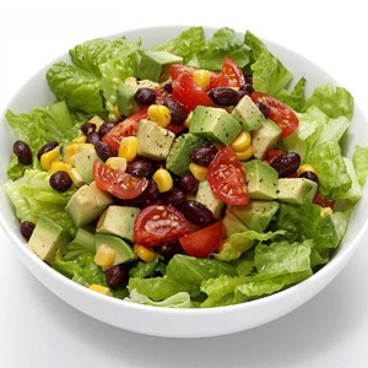 Fiesta Bowl Salad - Fitnessmagazine.com