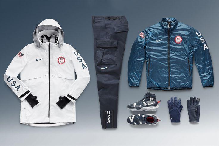 "Nike が平昌五輪に出場するアメリカ代表選手のために制作した ""Medal Stand"" コレクションをチェック ナイキ HYPEBEAST ハイプビースト"