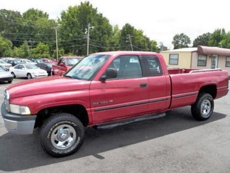 $1,699 — 1999 Dodge Ram 1500 Quad Cab Long Bed 4WD truck in Arkansas AR