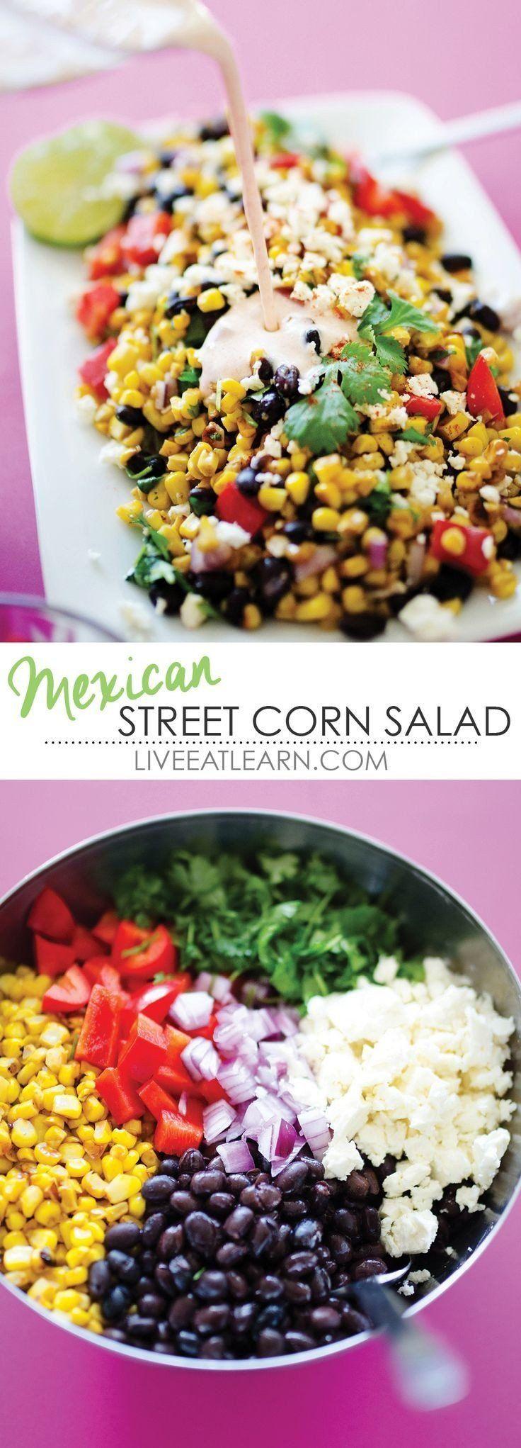 36 Fantasievoll gesunde Salatrezepte, um diese Liebesgriffe fernzuhalten   – Salads