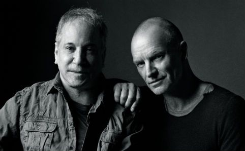 Sting and Paul Simon Tue 03 Feb 2015, You can call 'em Paul and Sting Buddies and singer-songwriters of equal talents, Sting and Paul Simon will be bringing their aptly titled On Stage Together tour to Australia in 2015. The pair will perform their best-known songs both together and apart, supported by a fusion of each artist's respective bands. Maybe there will even be a 'You Can Call Me Al–English Man In New York' mash-up that you never knew you wanted to hear so badly.