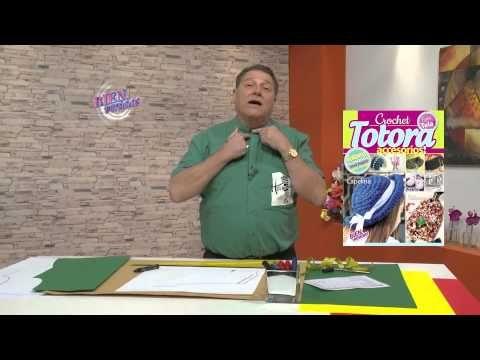 Hermenegildo Zampar - Bienvenidas TV - Continúa la explicación del Pantalón. - YouTube