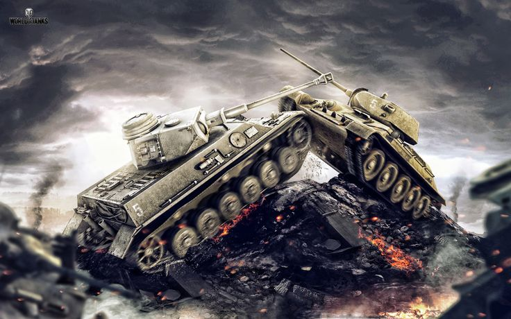 Tanks World Of Tanks Game Online Game Wallpaper Hd Image Picture