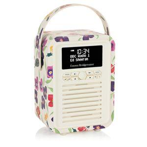 Wallflower Mini Bluetooth Retro Radio