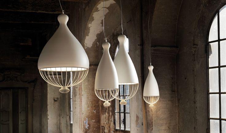 Lampenserie geïnspireerd op Italiaanse huizen     roomed.nl