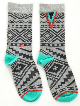 Love the beads!! Stance Kingston Socks @Stance Socks