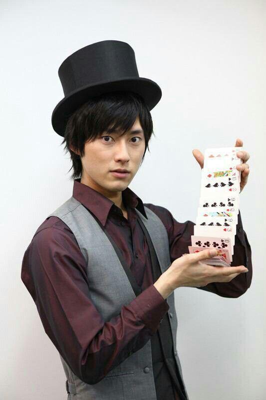 Masuda Toshiki ❤