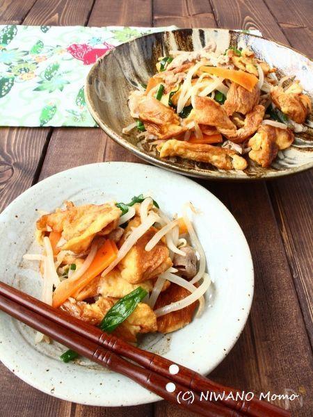 まるでお肉のように食べごたえのあるお麩の炒めもの。あっさりしていますが、コツを押さえて作れば沖縄料理の中でも1、2を争うおいしさだと思います。冷めてもおいしいので、たっぷり作ってお弁当にもぜひ!