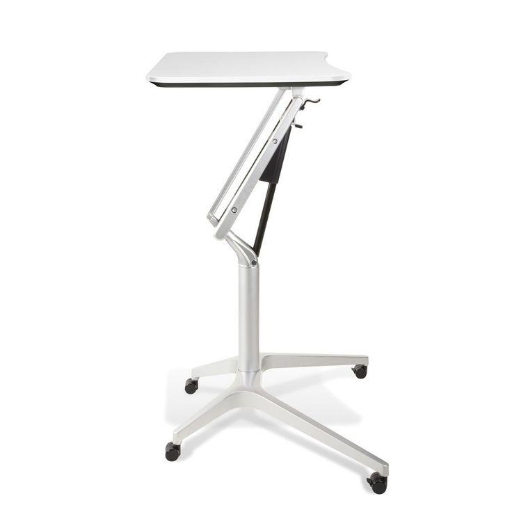 Jesper Sit Stand Workpad Table