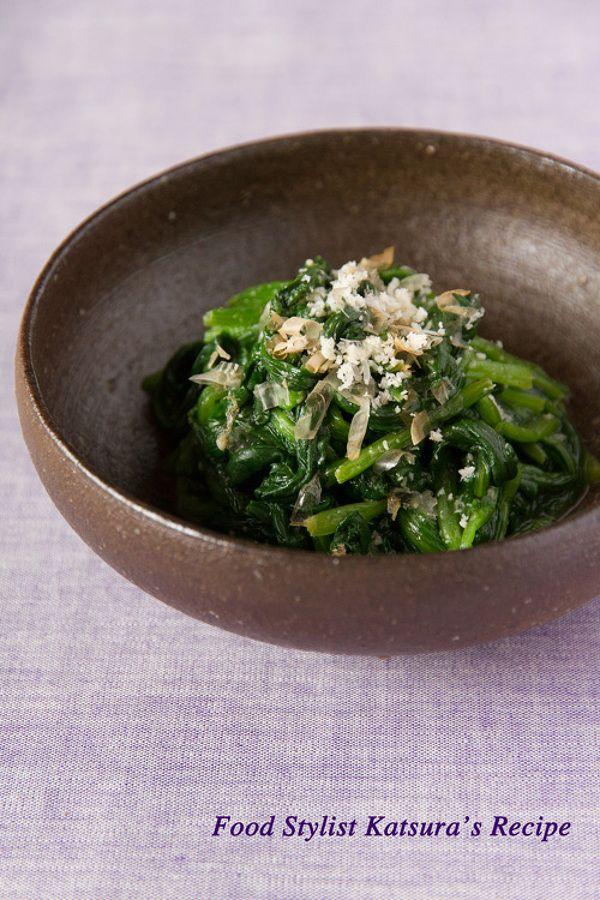 小松菜、ほうれん草、青梗菜など、野菜を手軽にとれるメニューなら「おひたし」が一番!あと一品欲しいという時に便利な「おひたし」レシピをまとめてご紹介致します。