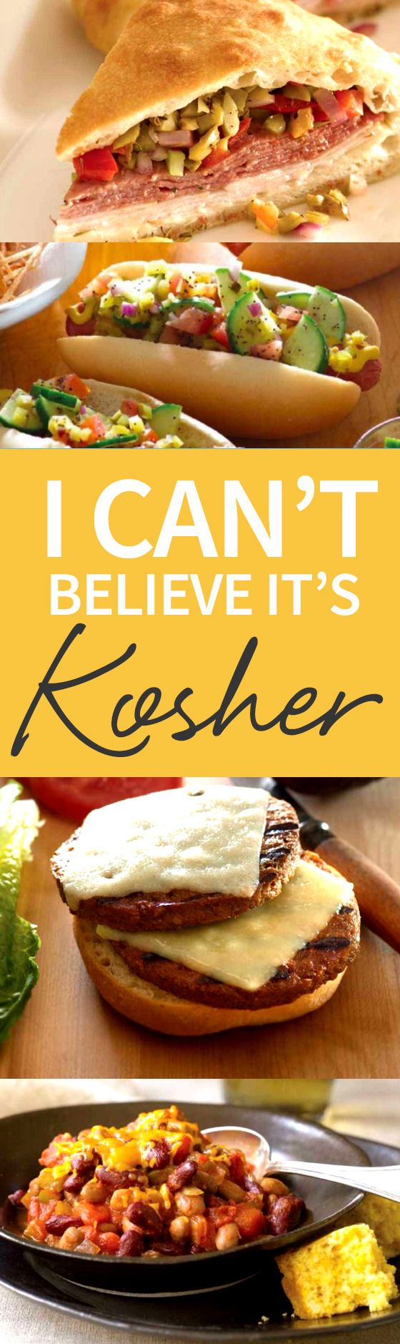 I Can't Believe It's Kosher! The Best Kosher Recreations: Learn how to remake these 4 classic lunch and dinner recipes with kosher in mind. You may find yourself a new favorite! http://www.joyofkosher.com/2016/02/i-cant-believe-its-kosher-the-best-kosher-recreations/