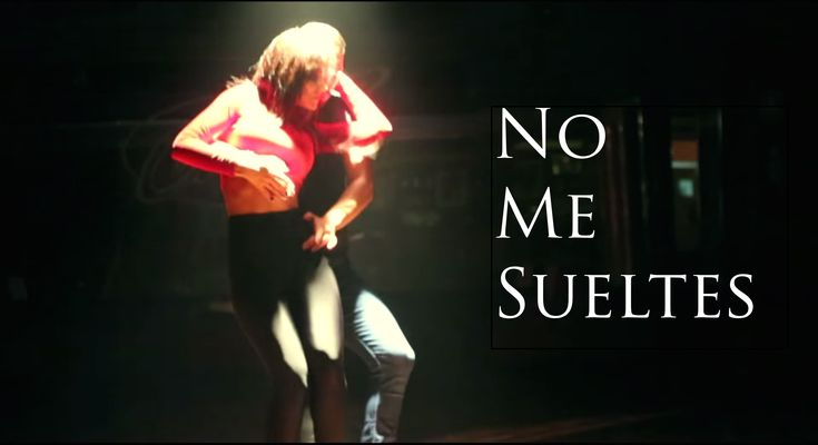 Daniel Santacruz - No Me Sueltes - (Official Video HD)