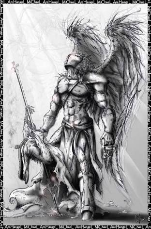 Resultado de imagen para angel tatuaje