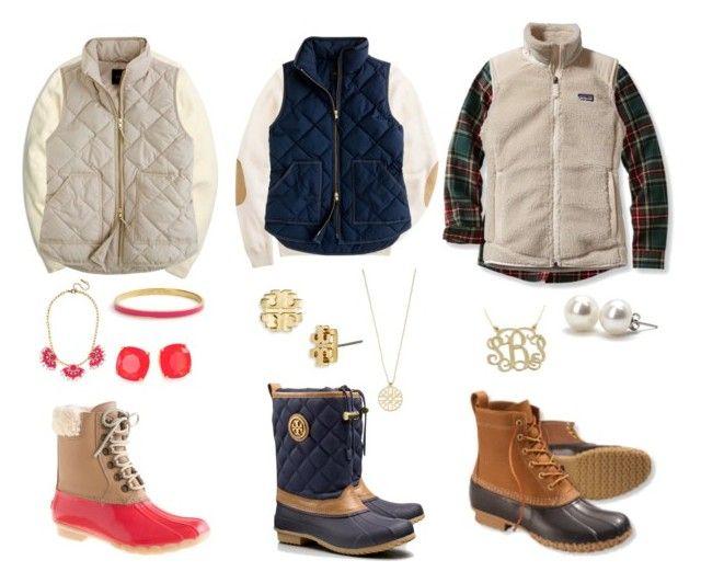 1256de9751af Vests and Bean Boots )