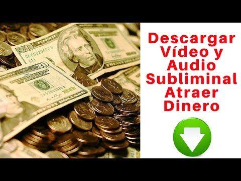 Descargar audio y video subliminal atraer dinero. Más info: https://www.youtube.com/watch?v=vyr5_vgy0gU&t=1061s