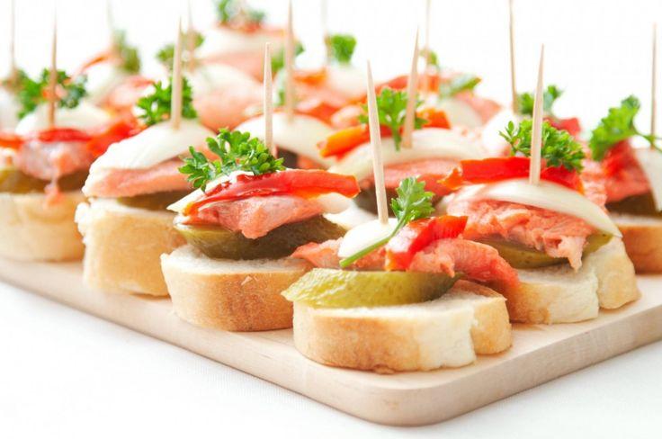 Белый тестовый хлеб – для клубных сендвичей, бутербродов с икрой, красной и белой рыбой
