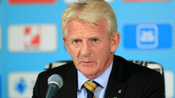Gordon Strachan and the SFA will not rush job decision #News #composite #FIFAWorldCupEuropeanQualifying #Football