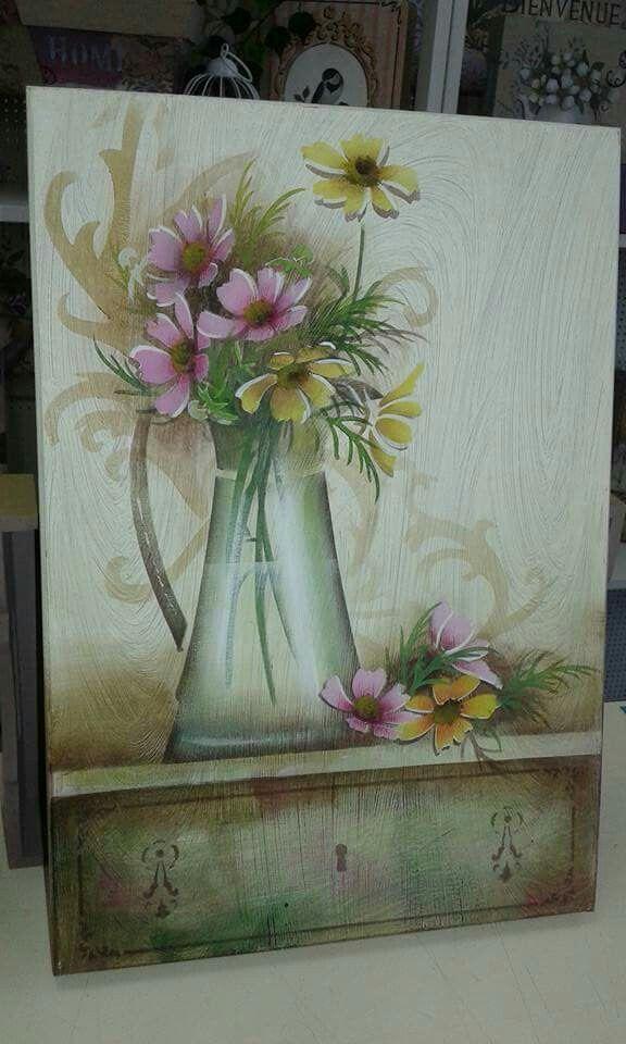 mayume pintura com stencil - Pesquisa Google