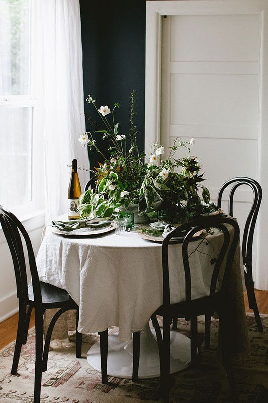 sophisticated dining room Dining room decorating Pinterest