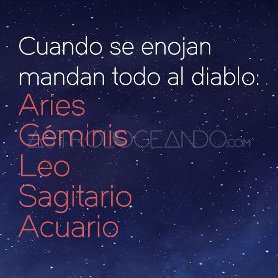 #Aries #Géminis #Leo #Sagitario #Acuario #Astrología #Zodiaco #Astrologeando astrologeando.com