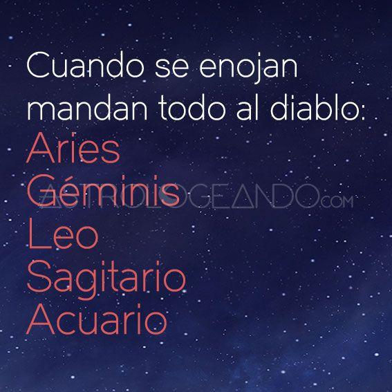 #Aries #Géminis #Leo #Sagitario #Acuario #Astrología #Zodiaco #Astrologeando astrologeando.com