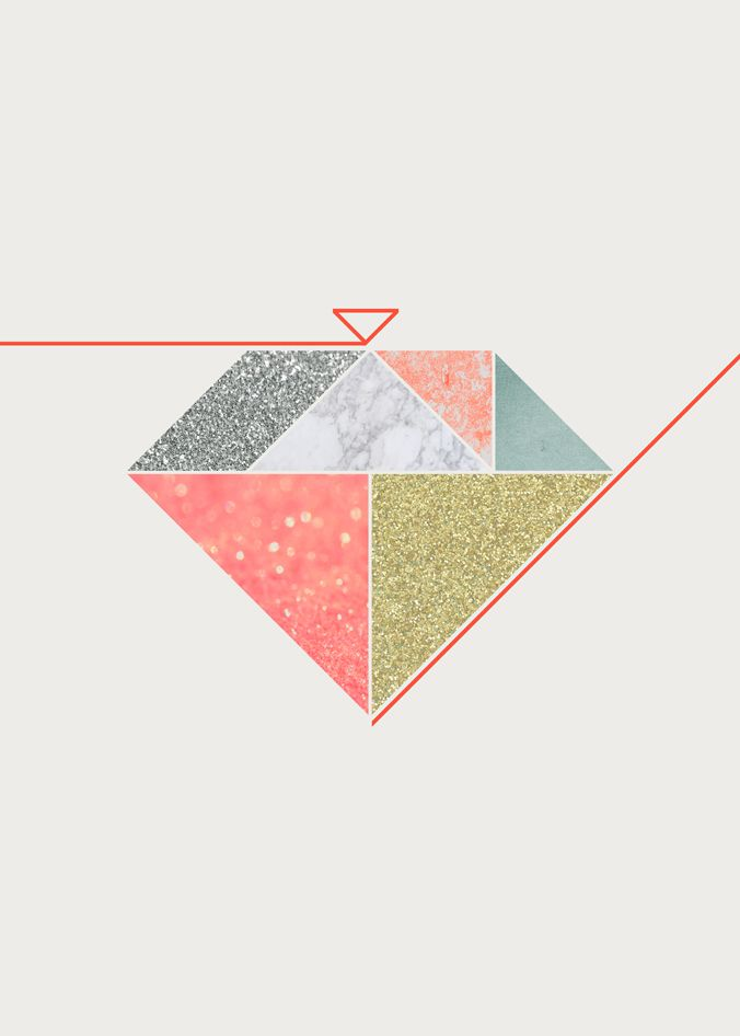 new design: diamond
