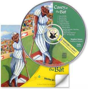Casey at the Bat - The Classic Baseball Poem set to music by Maestro Classics