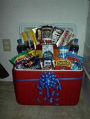 25+ best ideas about Silent auction baskets on Pinterest ...