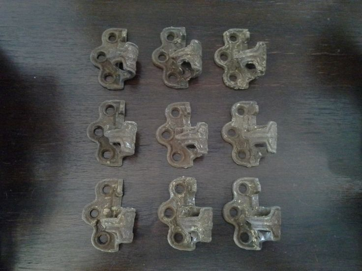 antique shutters hardware shutter hinges halves antique hinges cast iron hinges old shutter - Shutter Hardware