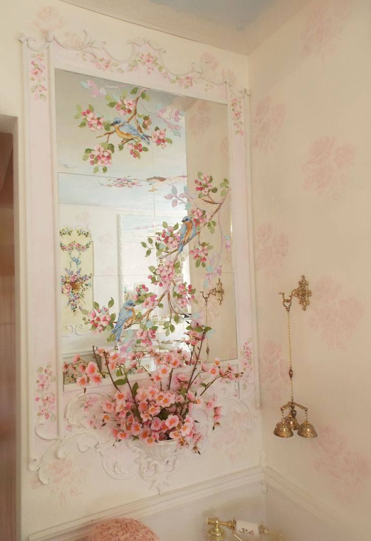 Best 25+ Painting mirrors ideas on Pinterest  Painted mirror frames, Painting a mirror and ...