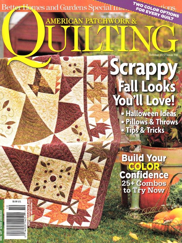 88 best favorite quilt magazines books images on pinterest books american patchwork quilting oct 12 fandeluxe Image collections