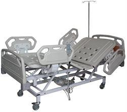 Baş ve Ayak Kısmı Ayarlı Elektrikli 3 Motorlu Karyola                            (ÇM-1116)
