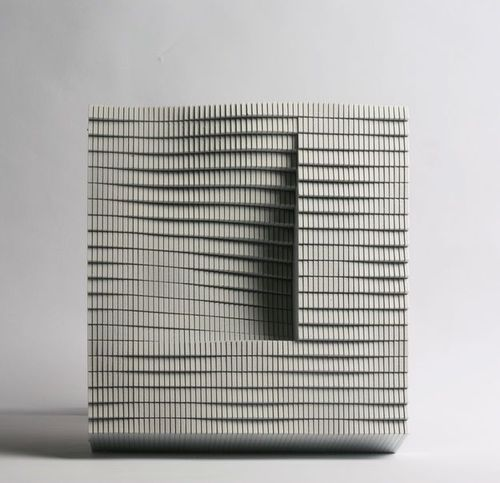 modelarchitecture tumblr: Zwarts Jansma Parametric 3D